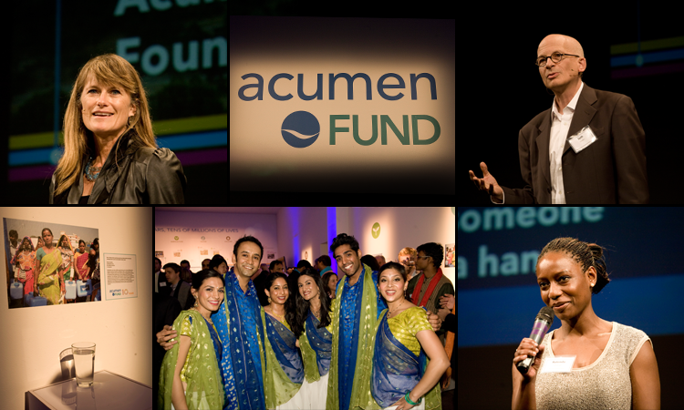 accumen collage Acumen Fund at Urban Zen: Celebrating 10 Years of Changing the World